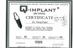 implants 12