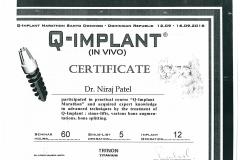 q implant marathon